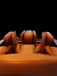 Ghế massage Phi Thuyền Vũ Trụ SS 919X – Màu xanh – Nội thất nâu đậm