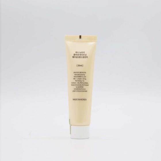 Sữa rửa mặt Queenie trải nghiệm 20ml- sạch sâu, ẩm mịn, trắng da  - Mỹ Phẩm Hàn Quốc.