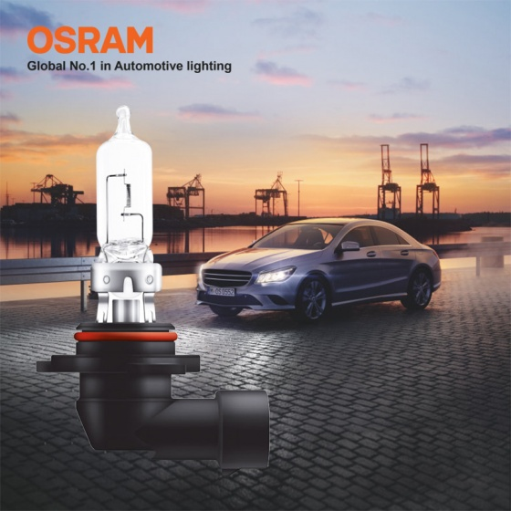 Bóng đèn halogen OSRAM ORIGINAL HB3 12v 60w (chân cong)