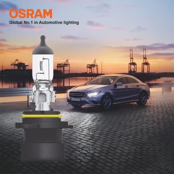 Bóng đèn halogen OSRAM ORIGINAL HB4 12v 55w (chân thẳng)