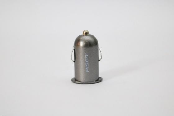 Dual USB Car Charger 1A.2A ( smart ) NEW