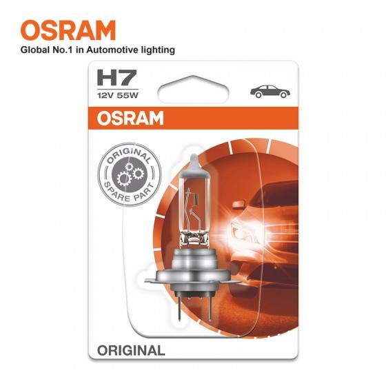 Bóng đèn halogen OSRAM ORIGINAL H7 12v 55w