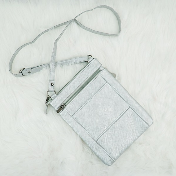 Túi nữ đeo chéo nhiều ngăn size S Trip SB68