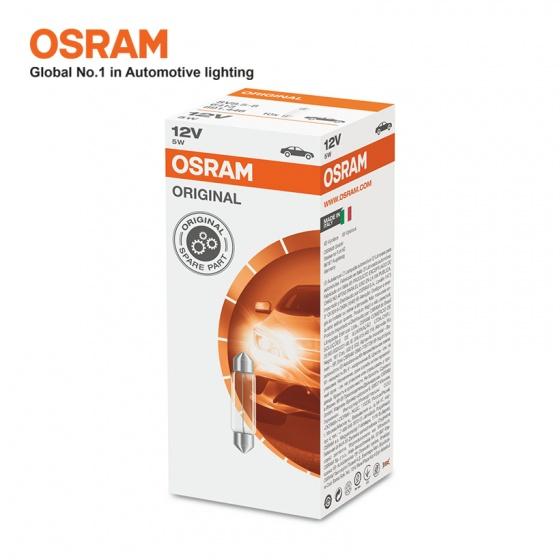 Bóng đèn Cana dài OSRAM ORIGINAL C5W 12v 5w