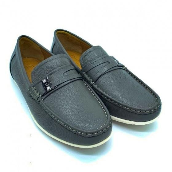 Giày lười nam Pierre Cardin PCMFWLE710GRY màu xám