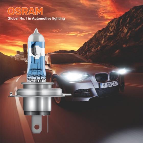 Bóng đèn halogen tăng sáng 150 OSRAM NIGHT BREAKER LASER H4 12v 60 55w