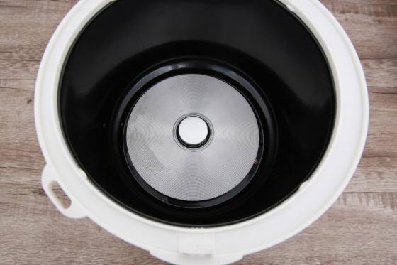 Nồi cơm điện tách đường Mishio MK188 5L lòng nồi inox 304