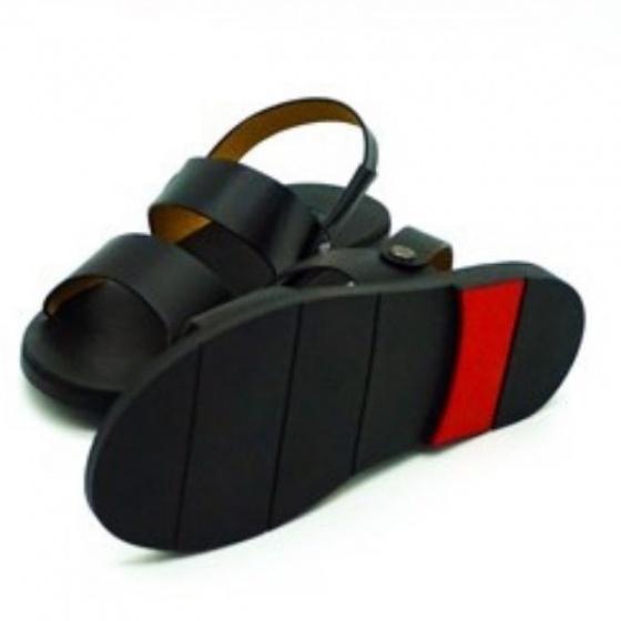 Sandal nam Pierre Cardin màu đen PCMFWLE137BLK màu đen