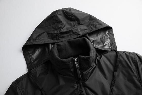 Áo khoác nam chất dù nhẹ thời trang giấu nón cao cấp độc lạ pigofashion akd39 chọn màu