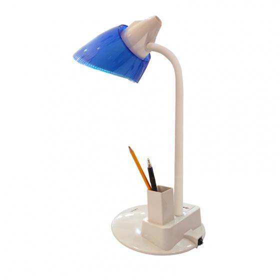 Đèn bàn khớp mềm LiOA có ổ cắm đa năng và hộp đựng bút