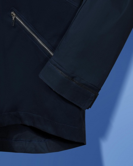 Áo khoác nam The Cosmo HUDSON PARKA màu xanh navy TC1023064NA
