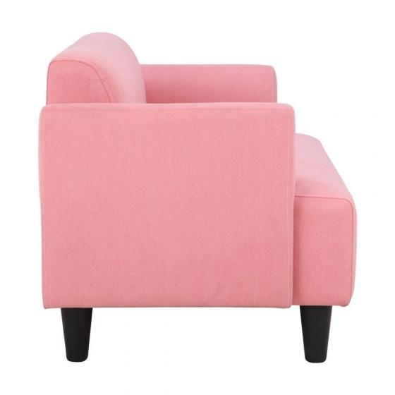 Sofa 2 chỗ H-BEAU màu hồng Index Living Mall