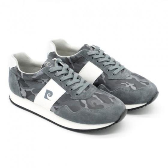 Giày nam Pierre Cardin PCMFWSD901GRY màu xám
