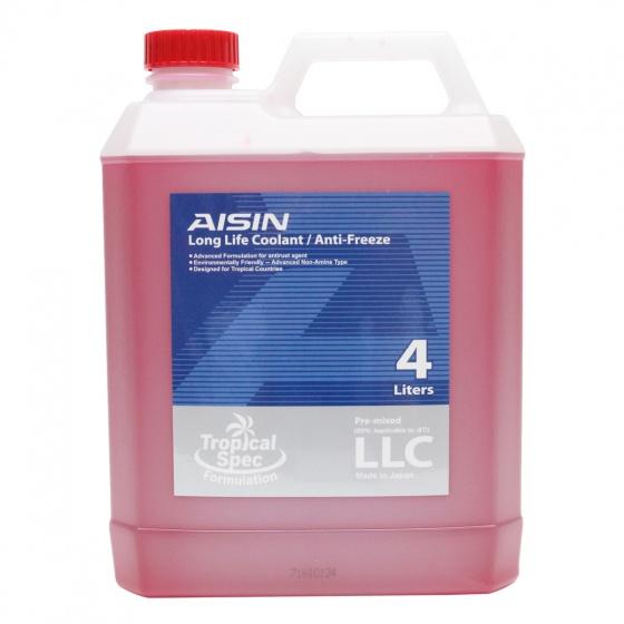 Nước làm mát động cơ màu đỏ AISIN LCPM20A4LR 4L