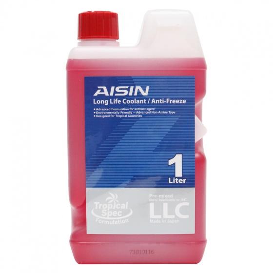 Nước làm mát động cơ màu đỏ AISIN LCPM20A1LR 1L