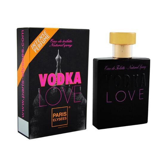 Nước hoa nữ Paris Elysees Vodka Love 100ML