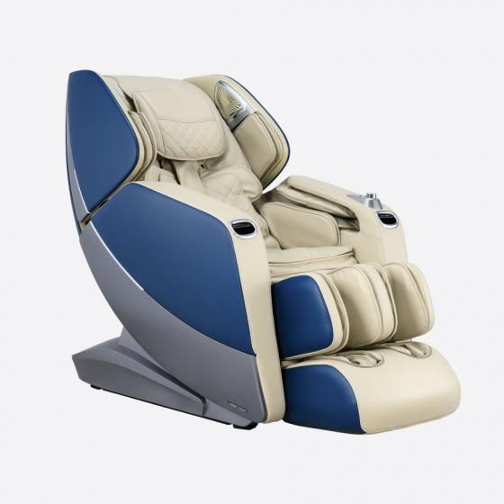 Ghế massage toàn thân cao cấp , mát xa điều khiển bằng giọng nói thông minh Poongsan MCP-801