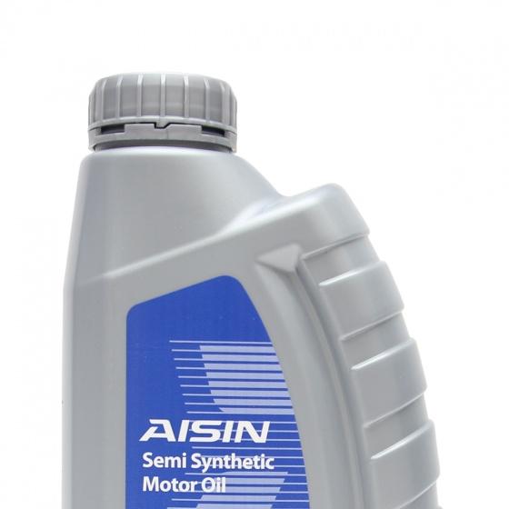 Nhớt động cơ AISIN ECSI1541P 15W-40 CI4  SL Semi Synthetic 1L