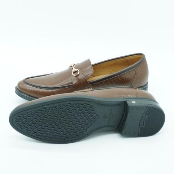 Giày da nam Pierre Cardin PCMFWLE700BRW màu nâu