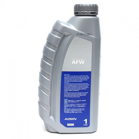 Nhớt hộp số tự động AISIN ATFD31P ATF Dexron III 1L