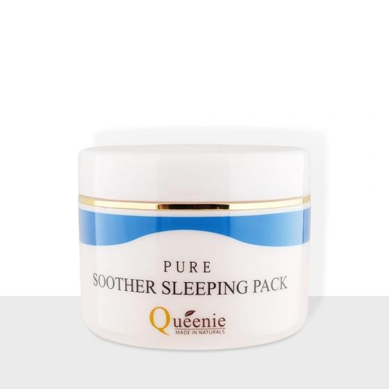 Mặt nạ ngủ dưỡng da Queenie AC Pure - Mỹ phẩm Hàn Quốc