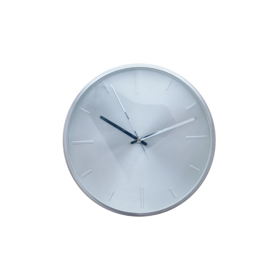 Đồng hồ treo tường ZAFINA Màu bạc Index Living Mall