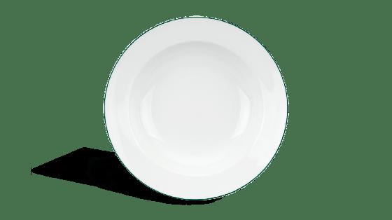 Bộ đồ ăn 10 người 36 sản phẩm - Jasmine - chỉ xanh lá