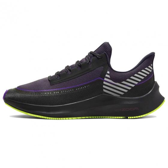 Giày chạy bộ NỮ WMNS NIKE ZOOM WINFLO 6 SHIELD BQ3191-002