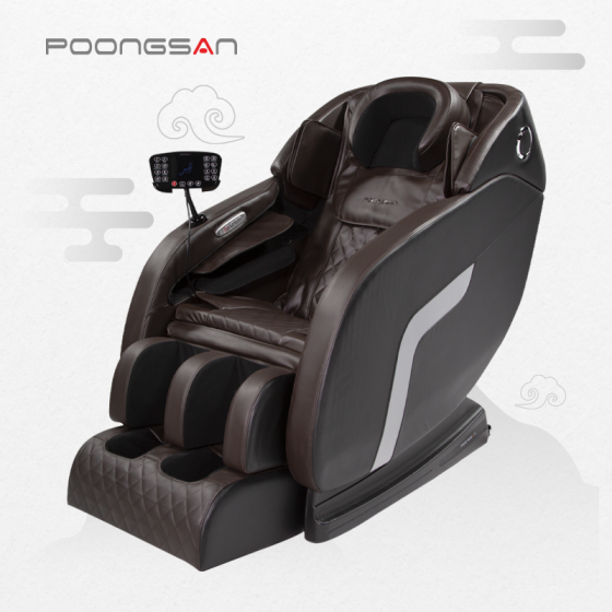 Ghế massage toàn thân công nghệ hàn quốc - Poongsan MCP 150