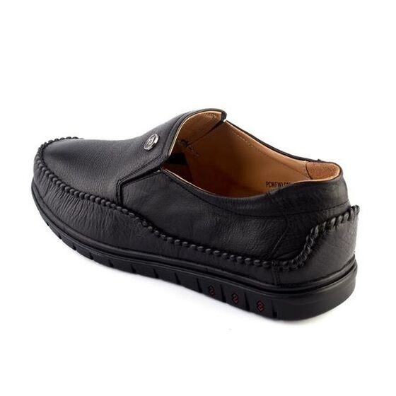 Giày nam Pierre Cardin Black Loafer PCMFWLE083BLK màu đen