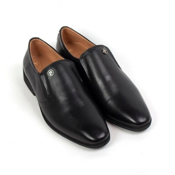 Giày da Pierre Cardin Penny Loafer PCMFWLC089BLK màu đen