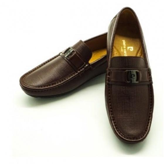Giày nam Pierre Cardin PCMFWLE708BRW màu nâu