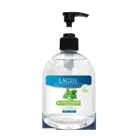 900 – HAND SANITIZER – Dung dịch rửa tay khô kháng khuẩn 500ml