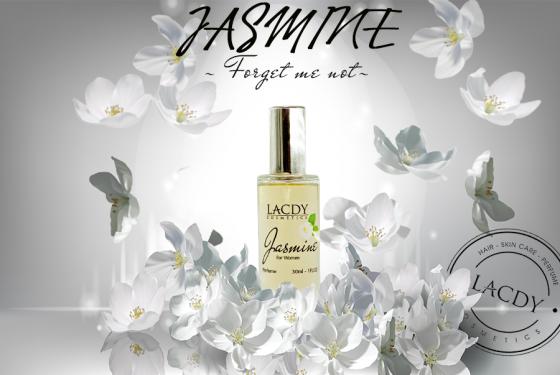Jasmine (L059) - Nước hoa nữ hương hoa lài (30ml)