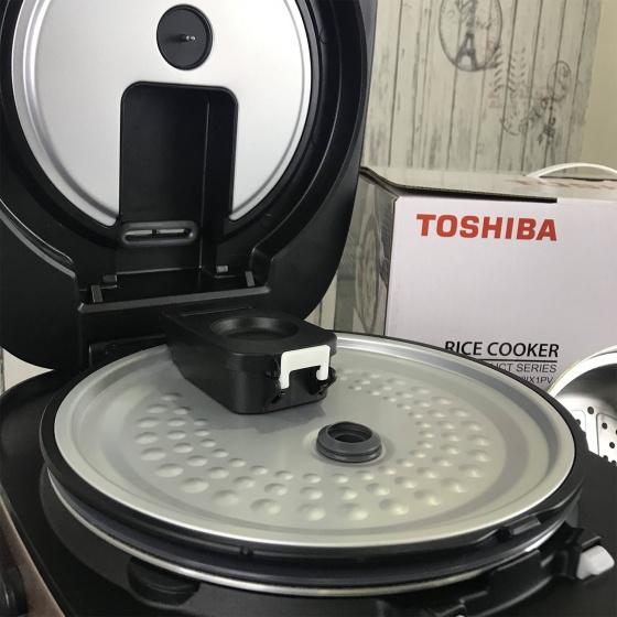 Nồi cơm cao tần Toshiba 1l (IH RC-10IX1PV) hàng chính hãng