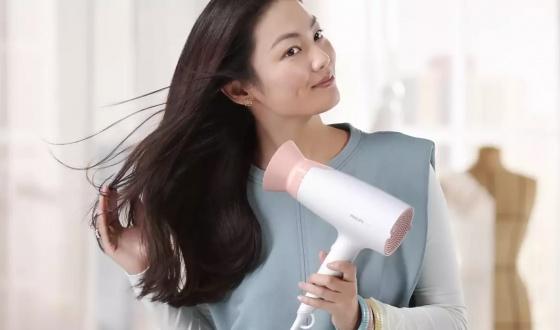 Máy sấy tóc Essential Series 3000 Philips BHD300