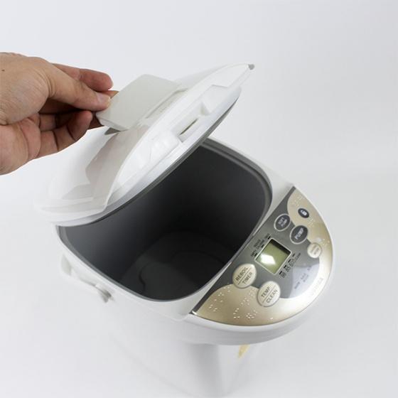 Bình thuỷ điện Toshiba tiết kiệm điện tối ưu 4,5L màu Trắng PLK-45SF(WT)VN - Hàng Chính Hãng