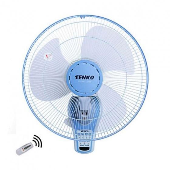 Quạt treo tường SENKO có remote TR1683