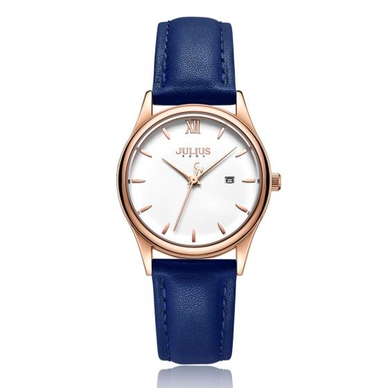 Đồng hồ nữ JA-1309LB Julius Hàn Quốc