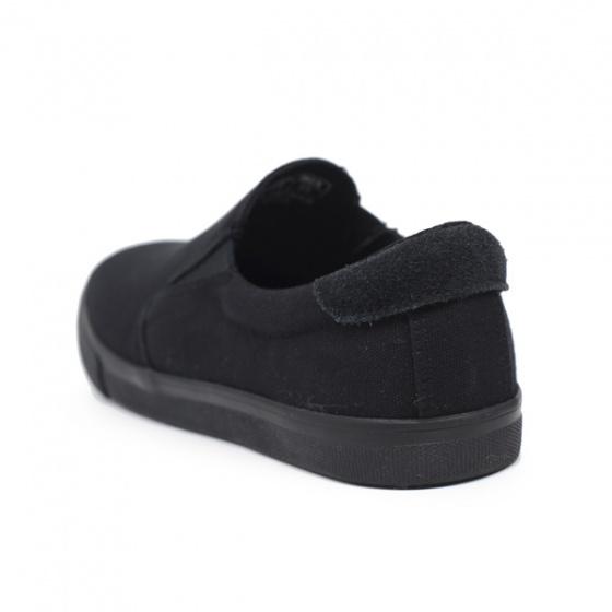 Giày lười nữ Sutumi SUW122- Đen