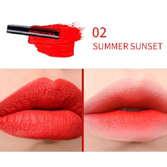 Son kem Moonshot Creampaint Stain FIT 02 Summer Sunset 5g 5g