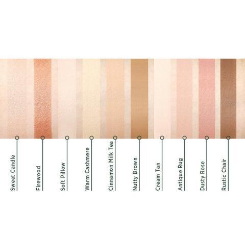 Phấn mắt Moonshot Honey Coverlet Eyeshadow Palette 9.5g