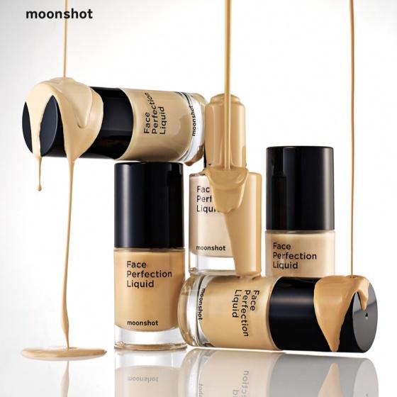 Kem nền Moonshot Face Perfection Liquid 203 SPF25 PA++ 30g