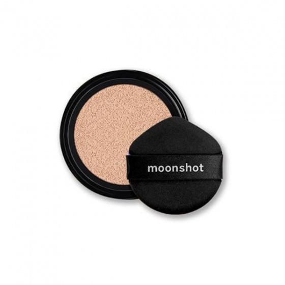 Phấn nước Moonshot Microfit Cushion 201 SPECIAL PACK SPF50+ PA+++ 12G