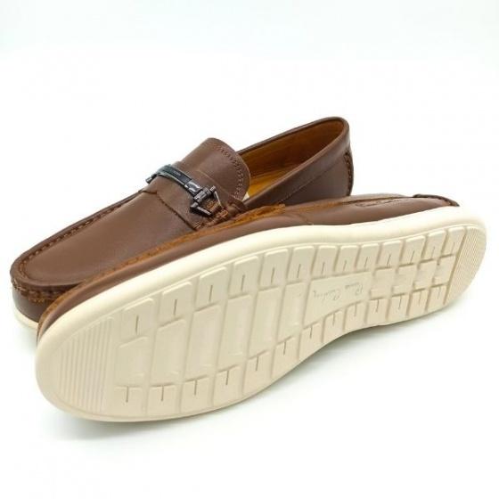 Giày lười da Pierre Cardin PCMFWLE322GLD màu gold