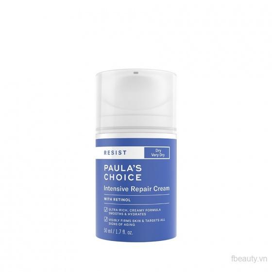 Kem dưỡng ẩm siêu cao cấp Paula-s Choice RESIST Intensive Repair Cream 50ml