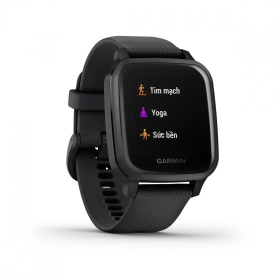 Đồng hồ thông minh Garmin Venu Sq Music