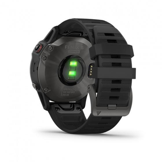 Đồng hồ Garmin Fēnix 6 - Đen