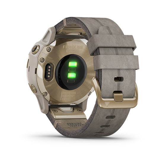 Đồng hồ Garmin Fēnix 6S - Light Gold