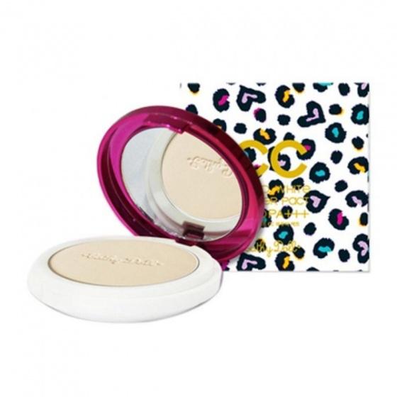 Phấn phủ trang điểm mặt Cathy Doll Cc Powder Pact Spf40 Pa+++  23 Natural Beige 12g